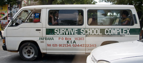 Survive School Complex